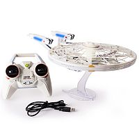 Star Trek U.S.S. Enterprise Remote Control Quadcopter by Air Hogs