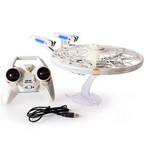Star Trek U.S.S. Enterprise Remote Control Quadcopter by Air Hogs