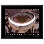 Art.com Veterans Stadium Philadelphia Framed Wall Art