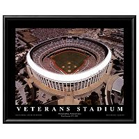 Art.com Veterans Stadium Philadelphia Framed Wall Art