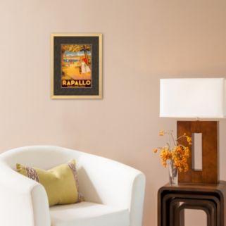 """Art.com """"Rapallo"""" Framed Wall Art"""