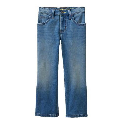 Boys 4-7x Lee Sport Extreme Comfort Straight-Leg Jeans