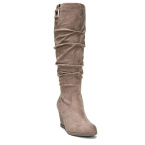 Dr. Scholl's Poe Women's Wedge Boots