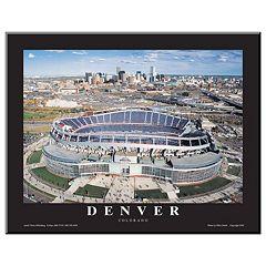 Art.com Denver Broncos New Invesco Field Wall Art