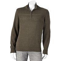 Men's Dockers Classic-Fit 7gg Quarter-Zip Sweater
