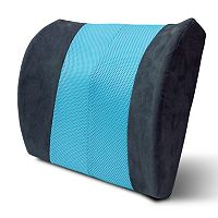 Pure Rest Arctic Sleep Cool-Gel Memory Foam Mobile Back Support Pillow