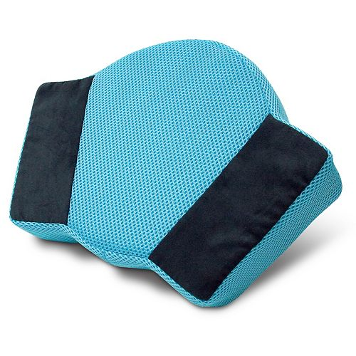 Pure Rest Arctic Sleep Cool-Gel Memory Foam Knee Support Pillow