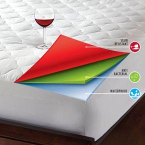 Hotel Laundry Triple Protection Waterproof Mattress Pad
