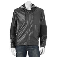 Men's Urban Republic Faux-Leather Jacket