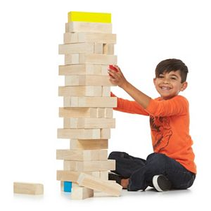 Giant Jumbling Tower Game by Cardinal