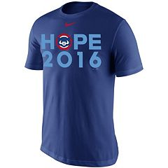Men's Nike Chicago Cubs Hope Tee