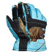 Girls 4-16 Hot Shot Realtree Ski Gloves