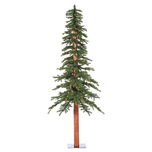 8 Foot Artificial Christmas Tree Pre Lit