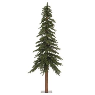 Vickerman 9-ft. Natural Alpine Artificial Christmas Tree