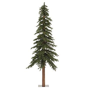 Vickerman 9-ft. Natural Alpine Artificial Christmas Tree