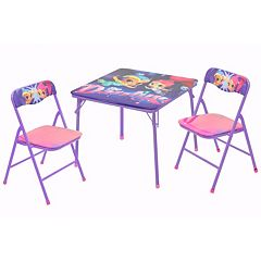 Shimmer & Shine 3 pc Table & Chair Set