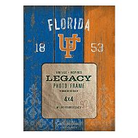 Legacy Athletic Florida Gators 4 x 4 Vintage Photo Frame