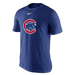 Men's Nike Chicago Cubs Logo Tee