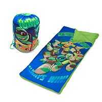 Teenage Mutant Ninja Turtles Sling Bag Sleeping Bag Slumber Set