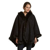 Women's Excelled Cape Coat