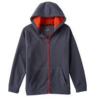 Boys 8-20 Tek Gear® Full-Zip Fleece Hoodie
