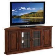 "Leick Furniture 56"" Corner TV Stand"