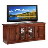 """Leick Furniture Mission 60"""" TV Stand"""