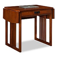 Leick Furniture Mission Drop Leaf Desk