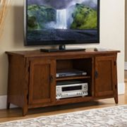 Leick Furniture Mission Two Door 50' TV Stand