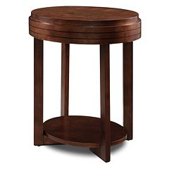 Leick Furniture Oval Classic End Table