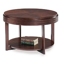 Leick Furniture Round Coffee Table
