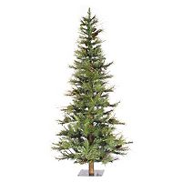 Vickerman 6-ft. Ashland Artificial Christmas Tree with Pine Cones