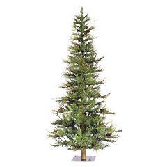 Vickerman 6-ft. Ashland Artificial Christmas Tree with Pine Cones
