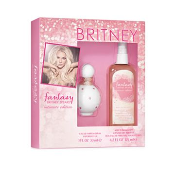 Britney Spears Intimate Fantasy Women's Perfume Gift Set