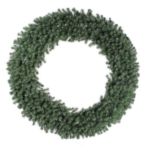 "Vickerman 72"" Douglas Fir Artificial Christmas Wreath"