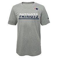 Boys 8-20 Nike New England Patriots Practice Dri-FIT Tee