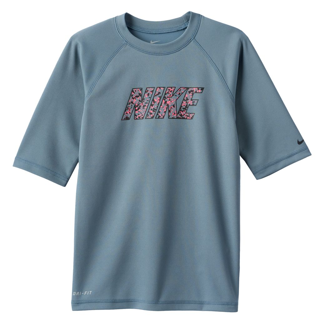 Boys 8-20 Nike Hydro Dri-FIT Swim Top