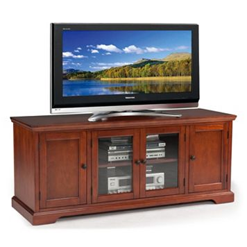 Leick Furniture 60-in. Brown TV Stand