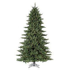 Vickerman 6.5-ft. Pre-Lit Camden Fir Slim Artificial Christmas Tree