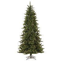Vickerman 7.5-ft. Pre-Lit Camden Fir Slim Artificial Christmas Tree