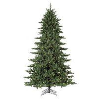 Vickerman 8.5-ft. Warm White Pre-Lit Camden Fir Slim Artificial Christmas Tree
