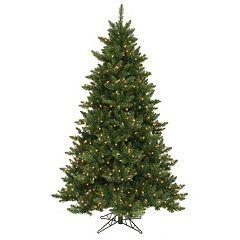 Vickerman 6.5-ft. Clear Pre-Lit Camden Fir Artificial Christmas Tree