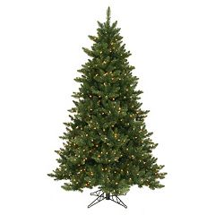 Vickerman 6.5-ft. Warm White Pre-Lit Camden Fir Artificial Christmas Tree