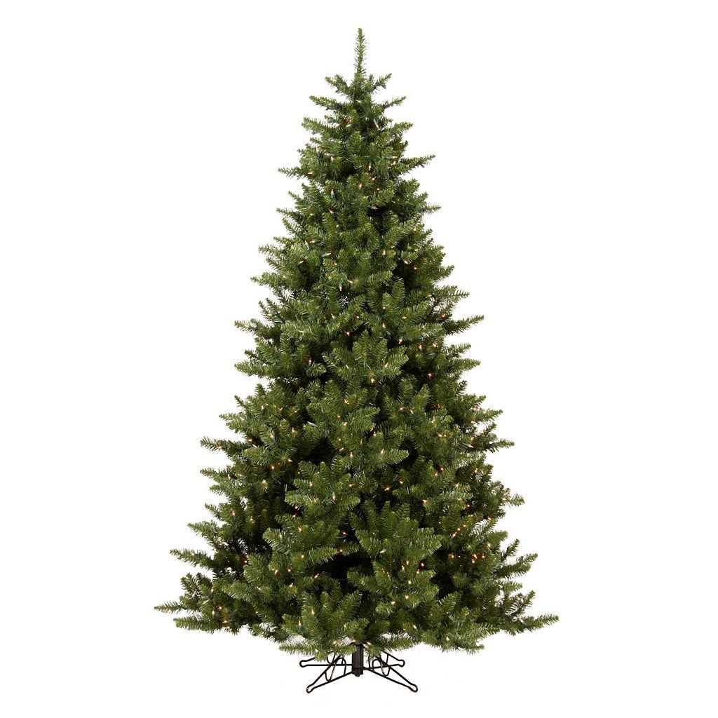 Vickerman 7.5-ft. Clear Pre-Lit Camden Fir Artificial Christmas Tree