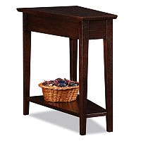 Leick Furniture Wedge End Table