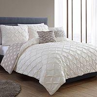 VCNY Zarah Reversible Comforter Set