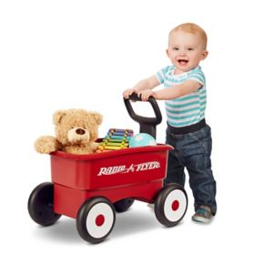 Radio Flyer My 1st 2-in-1 Wagon