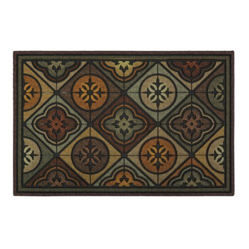 Mohawk® Home Timeless Tiles Doormat - 23