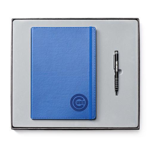 Chicago Cubs Journal & Pen Gift Set
