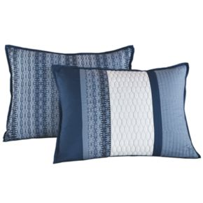 Bryan Keith Colfax Reversible Comforter Set